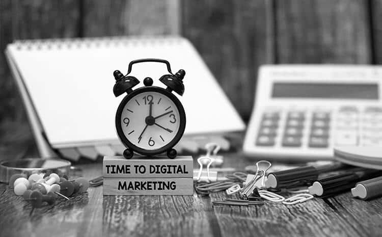 Start your career in digital marketing