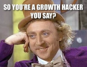 So you're a growth hacker you say?